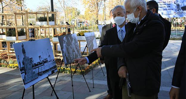 Kore Gazileri Ankara'da  sergiyle anıldı