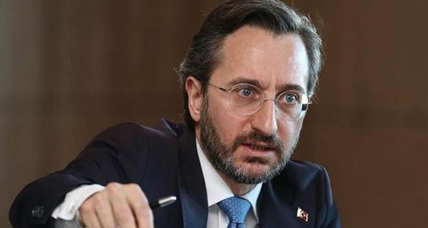Altun: Can Dündar'ı Türkiye'ye iade edilmesini Bekliyoruz