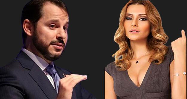 Berat Albayrak hakkında Özge Ulusoy'lu paylaşım hakaret değil