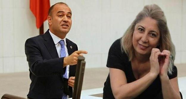 CHP'li  Özgür Karabat'a şantaj iddiası