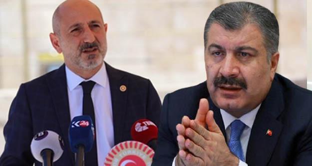 CHP'li Öztunç'tan Bakan Koca'ya  4 soru