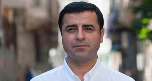CHP'li vekiller Selahattin Demirtaş'ı cezaevinde ziyaret etti