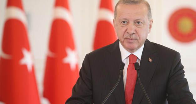 Erdoğan:  Bugüne kadar  156 ülkeye yardım sağladık