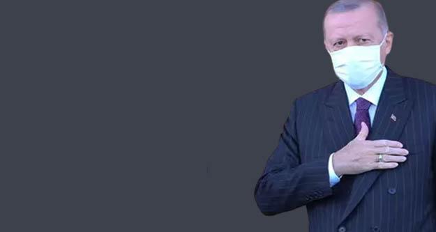 Erdoğan: Vatandaşıma örnek olmak için aşı olurum