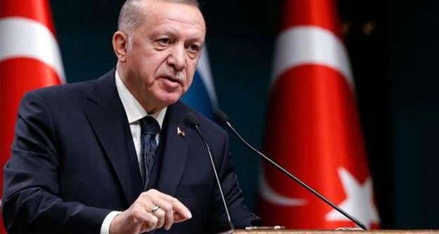 Erdoğan: Yılbaşında otellerde, villalarda partilere izin yok