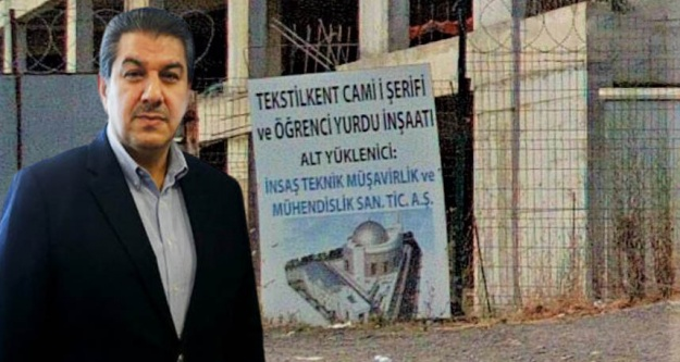 Esenyurt Belediyesi, devlete borcunu cami ve okul satarak ödedi