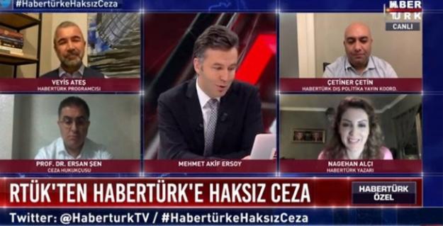 HaberTürk'ten RTÜK'e tepki: Ölümü göze aldık