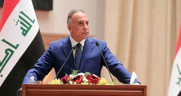 Irak Başkanı Kazım, saray'da ağalar gibi ağırlandı, ülkesinde döner dönmez Türkiye'yi eleştirdi