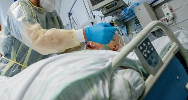 Koronavirüs  nedeniyle   254 kişi daha hayatını kaybetti