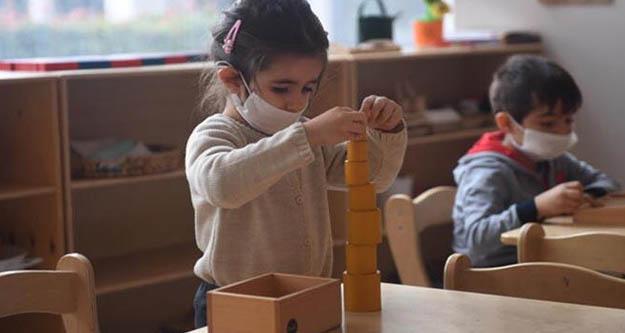 MEB'den okul öncesi eğitim kurumlarına yüz yüze eğitim genelgesi