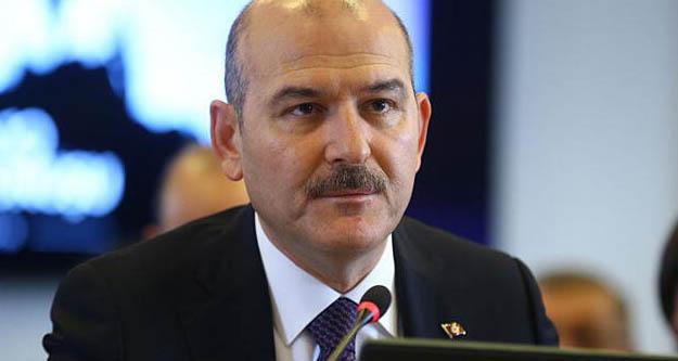 Soylu'dan HDP'nin Batmanda'ki cinsel istismarla ilgili paylaşımına tepki: Tutuştular!