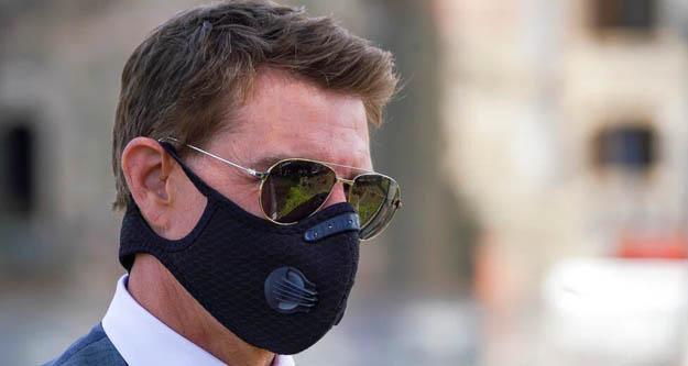 Tom Cruise  : Sosyal mesafeye uymayanı kovarım