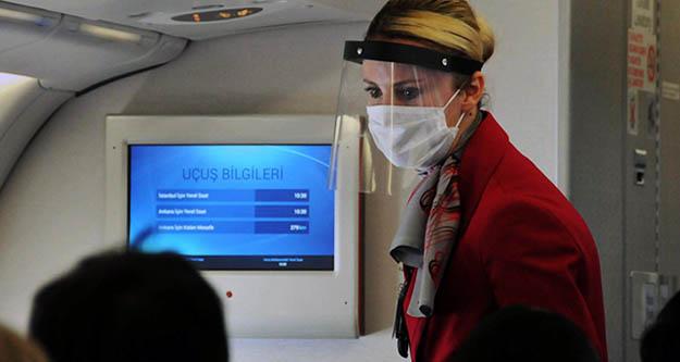 Türkiye, dört ülkeden uçak yolculuğunu durdurdu