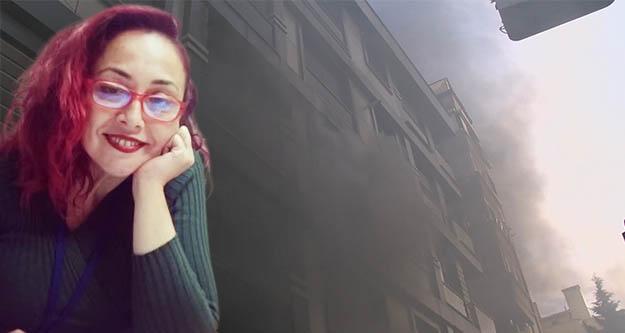 Yine kadın cinayeti: Öğeretim görevlisi Aylin Sözer yanarak can verdi