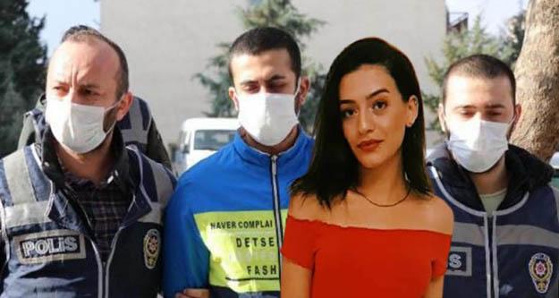 Aleyna Yurtkölesi'nin katil zanlısı: Barışmayı reddedince öldürdüm