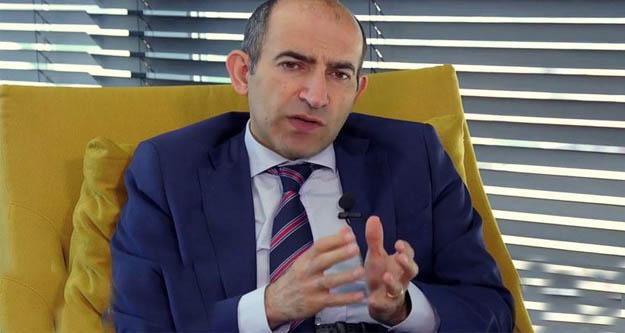 Boğaziçi Üniversitesi'ne Rektör olarak atanan  Prof. Melih Bulu'dan açıklamalar