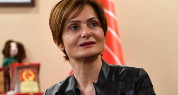 Canan  Kaftancıoğlu'nun 6 yıla kadar hapsi istendi