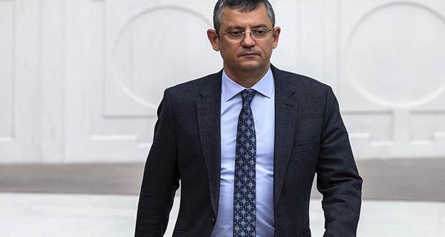CHP'li Özgür Özel'den istifa açıklaması