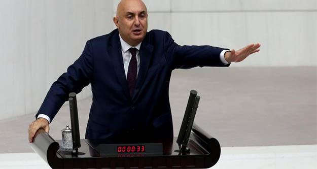 Erdoğan'dan CHP'li Özkoç'a: 250 bin liralık  tazminat davası