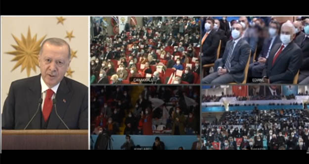Erdoğan: Tek parti faşizmine özlem duyanların olduğunu biliyoruz