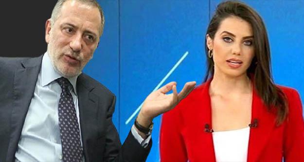 Fatih Altaylı'dan TRT'ye spor spikeri Cansu Canbaz tepkisi