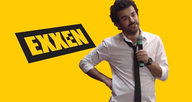 Hasan Can Kaya' yeni diziziyle Exxen'de olduğunu duyurdu