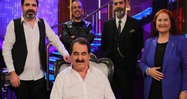 İbo Şov'a katılan Sabahat Akkiraz, Hüseyin Turan ve Haluk Levent'e sosyal medyadan tepki
