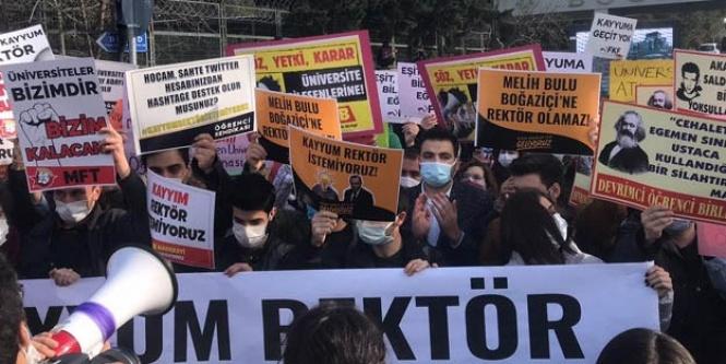 İstanbul Valiliği'nden Boğaziçi Üniversitesi ile lgili açıklama