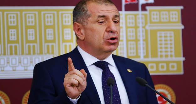 İYİ Parti'li Özdağ: Bana yönelik  basın yoluyla tehditler geliyor