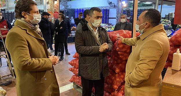 İzmir'li esnaf : Sıkıntımız çok büyük