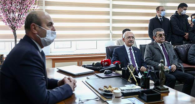 Kılıçdaroğlu: Bu ülkede kimse sahipsiz hissetmeyecek