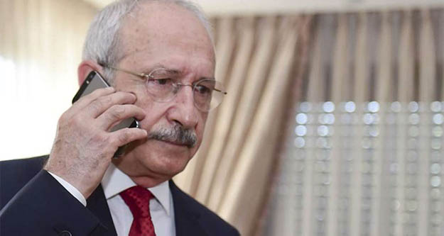 Kılıçdaroğlu'ndan Trabzonspor'a tebrik telefonu