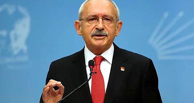 Kılıçdaroğlu: Yoksulun hakkını, savunmak bizim namus borcumuz