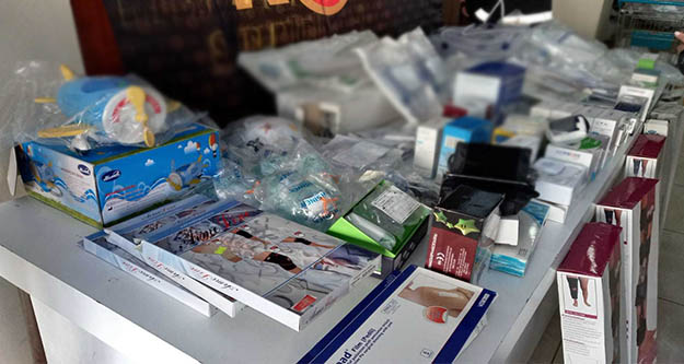 Koronavirüs  ürünlerine sahte faturayla kesen şirketlere baskın