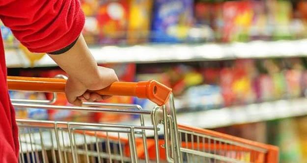 Markette yıllık fiyat değişimi : 85 liralık sepet 113 liraya çıktı