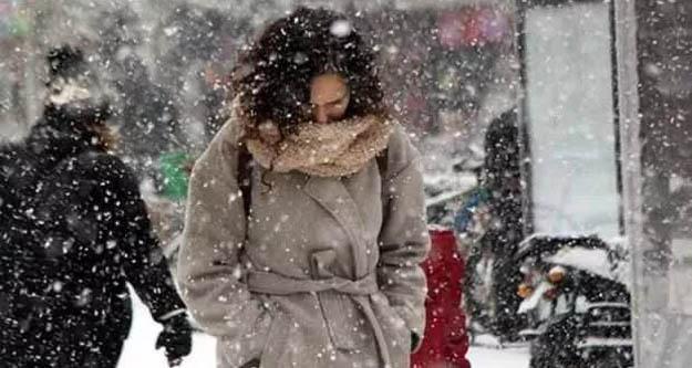 Meteoroloji uyardı kar yağışı devam edecek