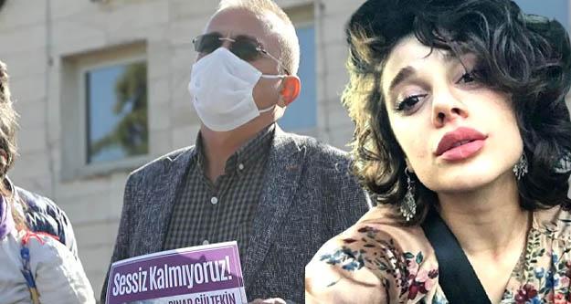 Pınar Gülteki'nin babası  duruşma salonunu terk etti: Başka bir hakim istiyorum