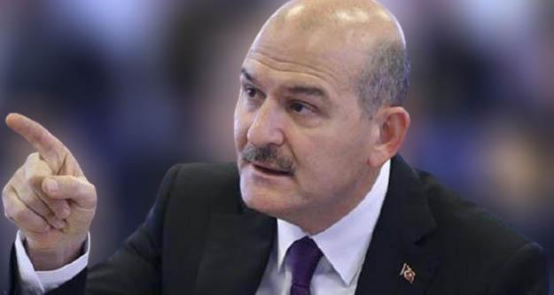Süleyman Soylu'dan  Özdil'e sert tepki: İt ürür kervan yürür