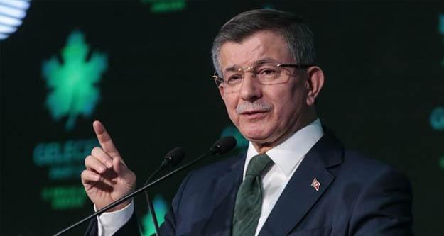 Ahmet Davutoğlu: Tuz koktu, Tuz !
