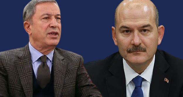 Akar ve Soylu'dan, Kılıçdaroğlu ve Akşener'e Gara ziyareti