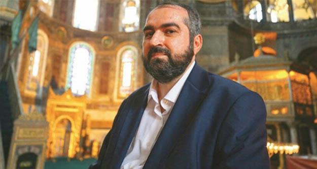 Ayasofya Baş imamı Boynukalın hakkında suç duyurusu