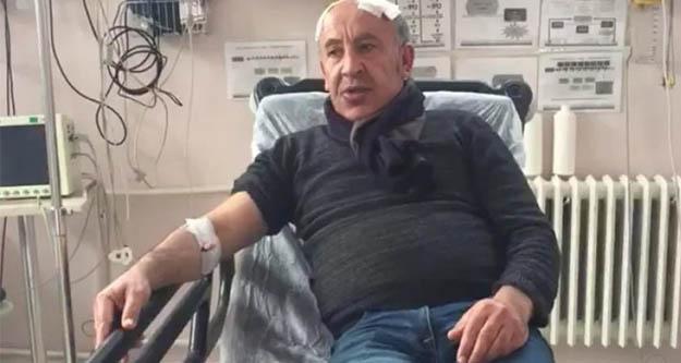 Belediye Başkanı Nurettin Yol bıçaklı ve sopalı saldırıya uğradı