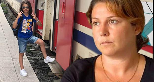 Çorlu tren kazasında oğlunu kaybeden Mısra Öz'e 8 bin 840  lira para cezası  verildi