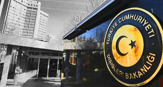 Dışişleri Bakanlığı'ndan 'Boğaziçi' açıklaması: kimsenin haddi değildir