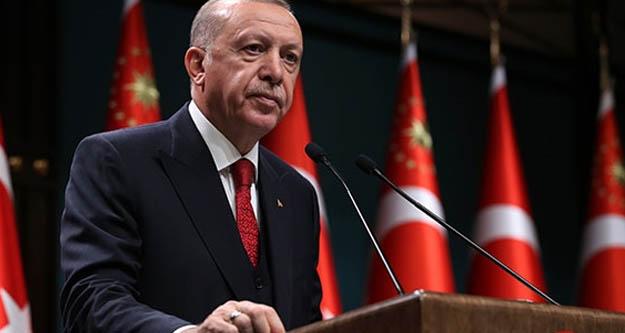 Erdoğan: Biz hiçbir zaman zalim olmadık, zalimin yanında yer almadık