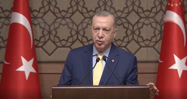 Erdoğan: Hükümranlık alanlarını korumak isteyenler de var