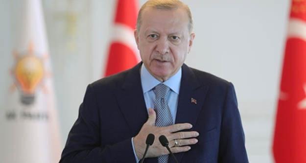 Erdoğan: Kadınların nerede bir talebi varsa hepsine kulak verdik'