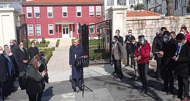 Erdoğan: Kanal istanbul'dan ne muhalefet ne İBB anlar