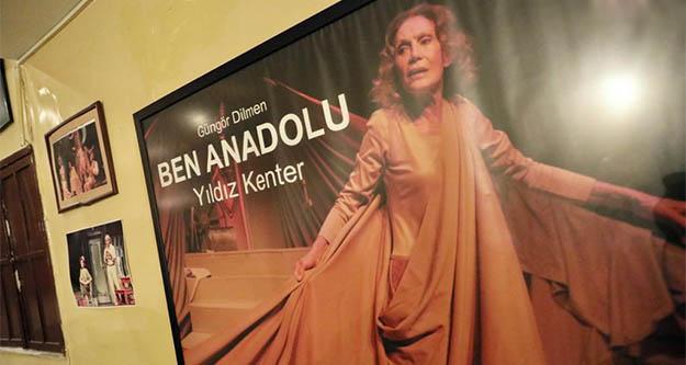 İmamoğlu' Kenter Tiyatrosu'nu ziyaret etti : Beraber üreteceğiz