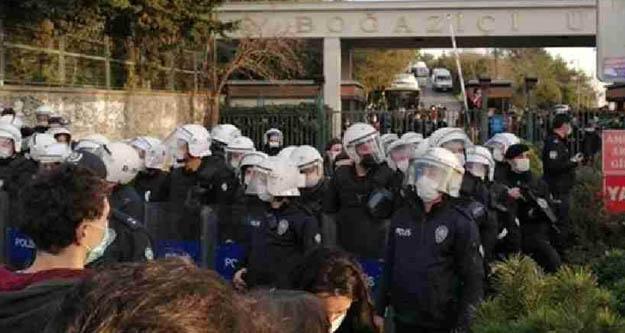 İstanbul Valiliği'nden Boğaziçi eylemleriyle ilgili açıklama